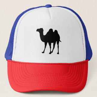 Camel Silhouette Trucker Hat