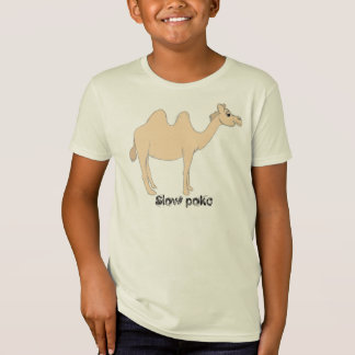 Camel Slow Poke Shirts