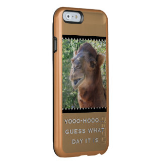 Camel speaks incipio feather® shine iPhone 6 case