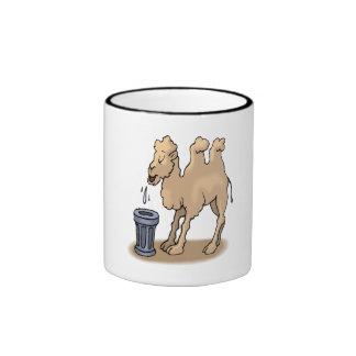Camel Spitting Coffee Mugs
