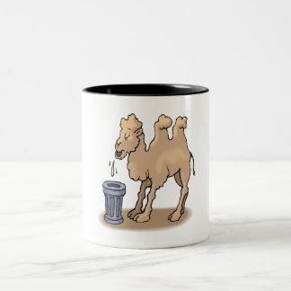 Camel Spitting Mug