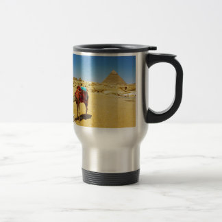 camel stainless steel travel mug