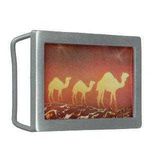 Camel Trail Belt Buckle