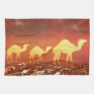 Camel Trail Tea Towel