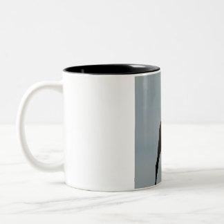 camel Two-Tone coffee mug