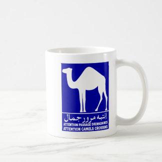 Camel X Basic White Mug