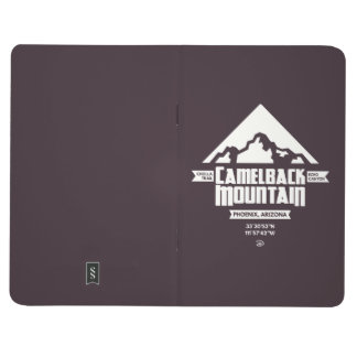 Camelback Mountain (Dark) - Pocket Journal