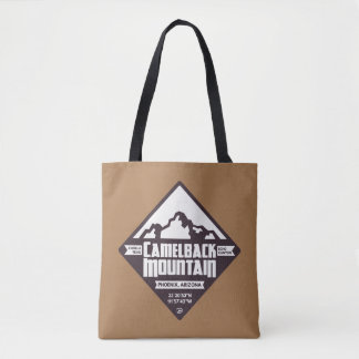 Camelback Mountain - Tote Bag