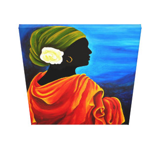 Camelia 2008 canvas print