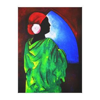 Camelia Rose 2008 Canvas Print