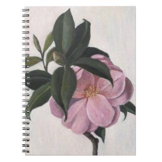 Camellia 1998 note books