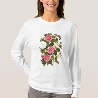 """Camellia  from """"A Monograph on the Genus' T-Shirt"""