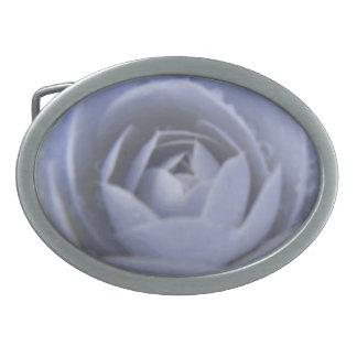 Camellia Frozen Beauty Belt Buckle