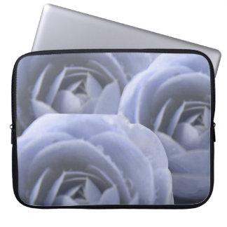 Camellia Frozen Beauty Laptop Bag