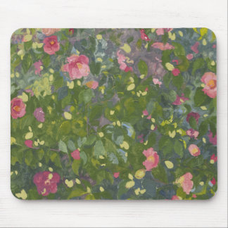 Camellia in Flower 2014 Mouse Mat