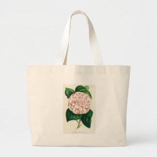 Camellia Large Tote Bag