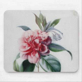 Camellia Mouse Pad
