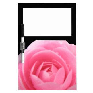 Camellia Pink Memo Board