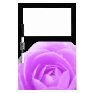Camellia Purple Memo Board
