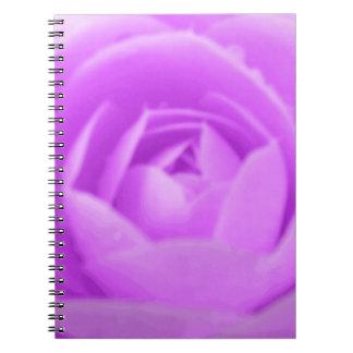 Camellia Purple Notebook
