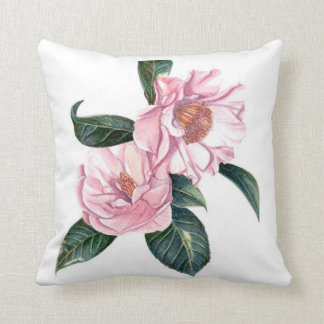 camellias cushion