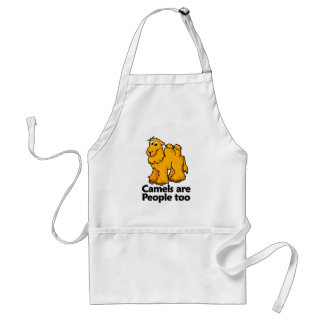 Camels are People too Standard Apron