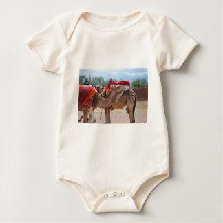 Camels Baby Bodysuit