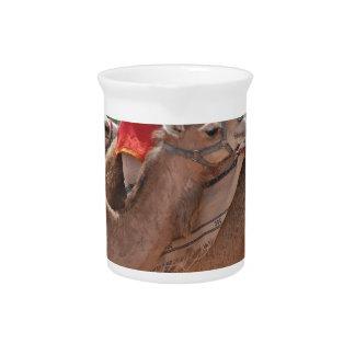 Camels Beverage Pitcher
