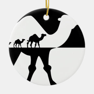 Camels Christmas Ornament