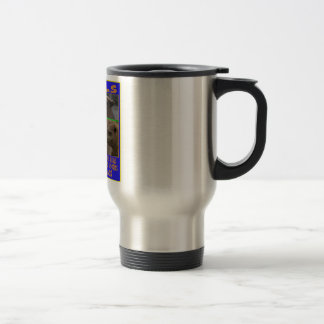 CAMELS - even-toed ungulates Travel Mug