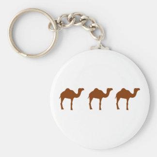 Camels Key Ring