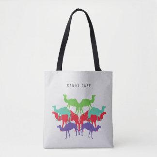 Camels on Tote Bag
