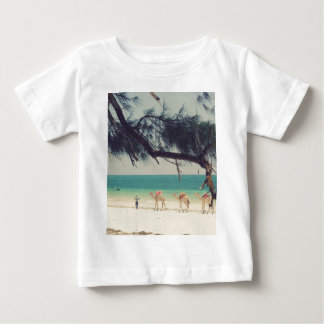 Camels' Ride Baby T-Shirt