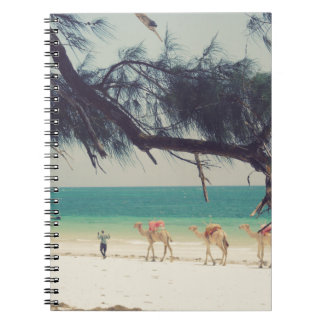Camels' Ride Notebook