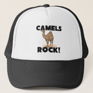 Camels Rock Trucker Hat