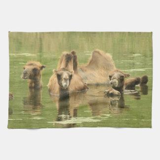 Camels Yum Tea Towel