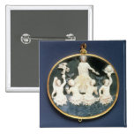 Cameo commemorating the Naval victory of Pinback Buttons