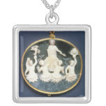 Cameo commemorating the Naval victory of Pendants