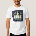 Cameo commemorating the Naval victory of Tee Shirt