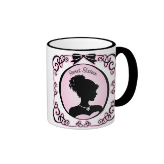 Cameo Sweet 16 Mug