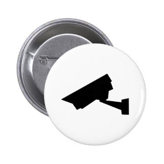 Camera 6 Cm Round Badge