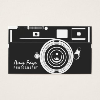 Photography business cards business card printing zazzle uk camera business cards photography reheart Images