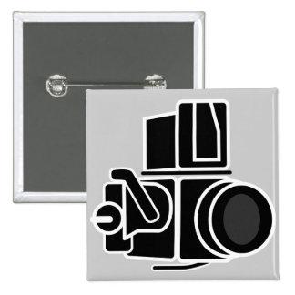 Camera. Button