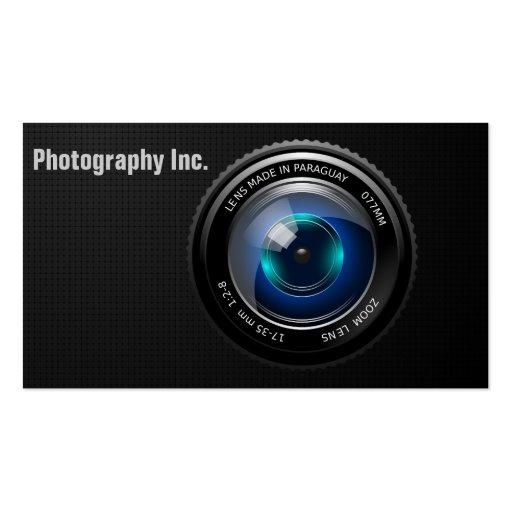 Camera Card Business Card