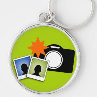 Camera clipart keychain