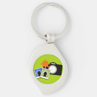 Camera clipart key chains