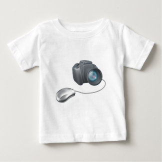 Camera computer mouse concept tshirt