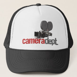 CAMERA DEPARTMENT Cap - unique design