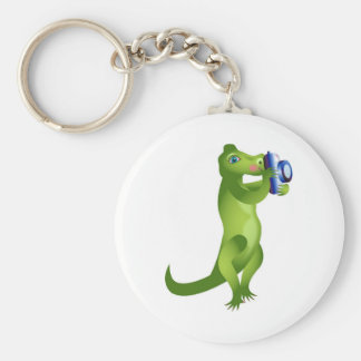 Camera Gator Basic Round Button Key Ring