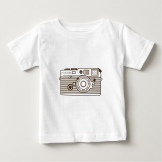 Camera graphic products baby T-Shirt